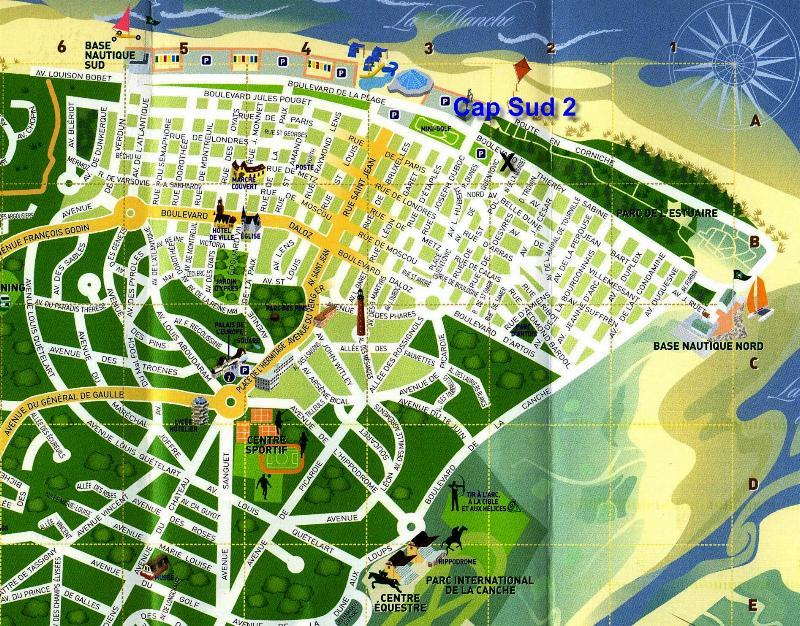 Appartement Le Touquet Location